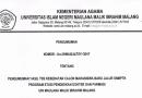 PENGUMUMAN  BAGI CALON MAHASISWA BARU JALUR SBMPTN FAKULTAS KEDOKTERAN DAN ILMU-ILMU KESEHATAN UIN MAULANA MALIK IBRAHIM MALANG TAHUN AKADEMIK 2017/2018