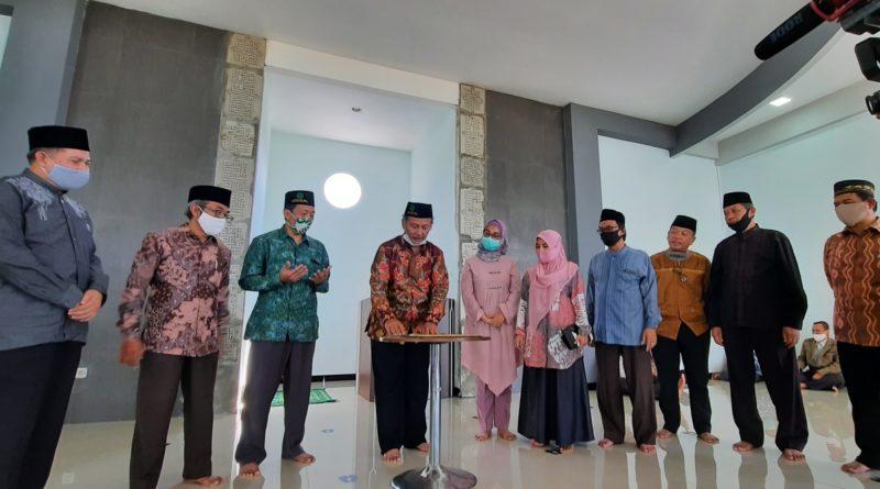 Pemberian Nama Gedung FKIK UIN Malang