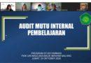 Audit Mutu Internal (2): Peninjauan Mutu Pendidikan di FKIK