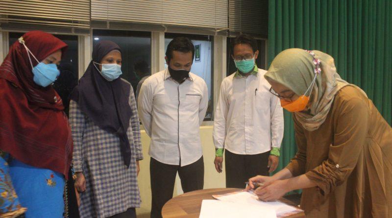 Pertama di UIN Malang: Rapat Tinjauan Manajemen FKIK UIN Malang