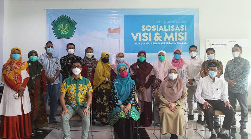 Melangkah Ke Depan, FKIK UIN Malang Tetapkan Visi Misi Tujuan Strategi 2021-2025