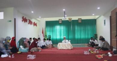 Peringatan Isra Mi'raj 1442 H FKIK UIN Malang