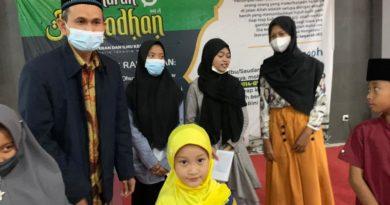 Gandeng PT Adhi Karya, FKIK UIN Malang Gelar Buka Bersama dan Santunan Anak Yatim